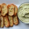 Roasted Asparagus and Garlic Ricotta Spread