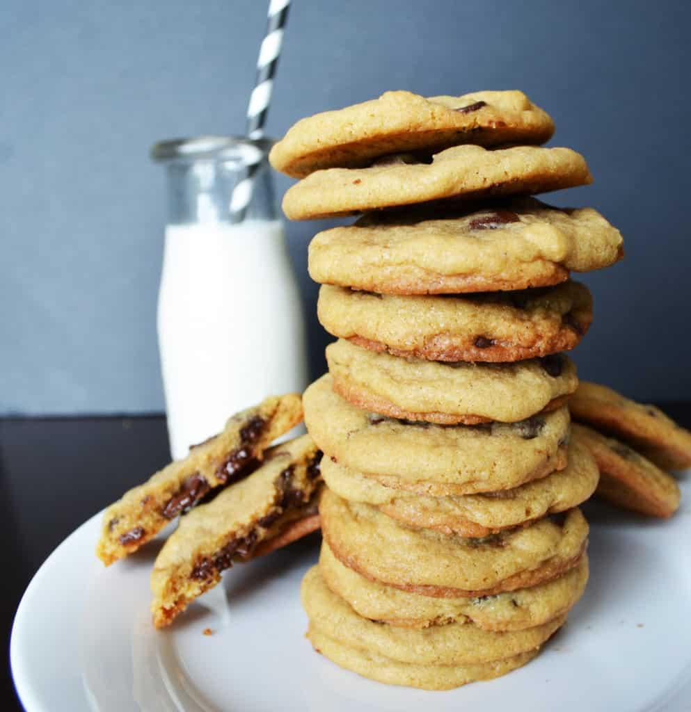 Trader Joe's Chocolate Chip Cookies