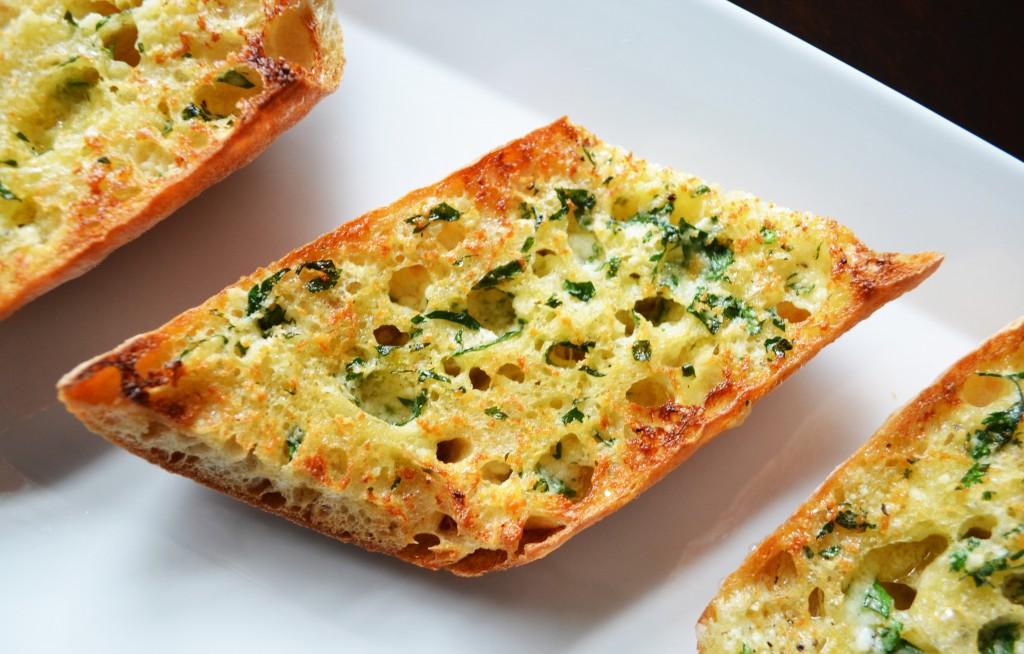 Homemade Garlic Breads