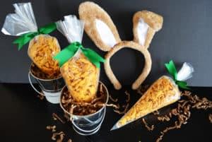 Spring Time Carrot Craft