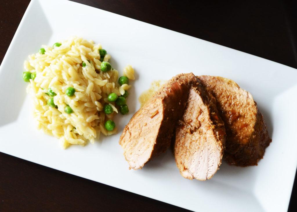 The Best Crockpot Pork Tenderloin