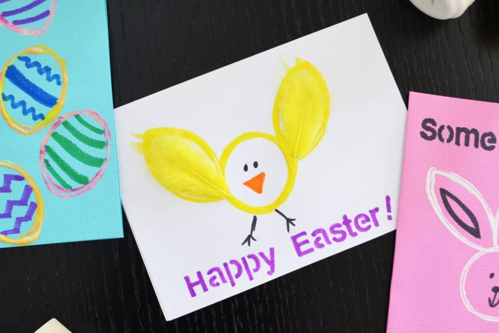Homemade Easter Cards