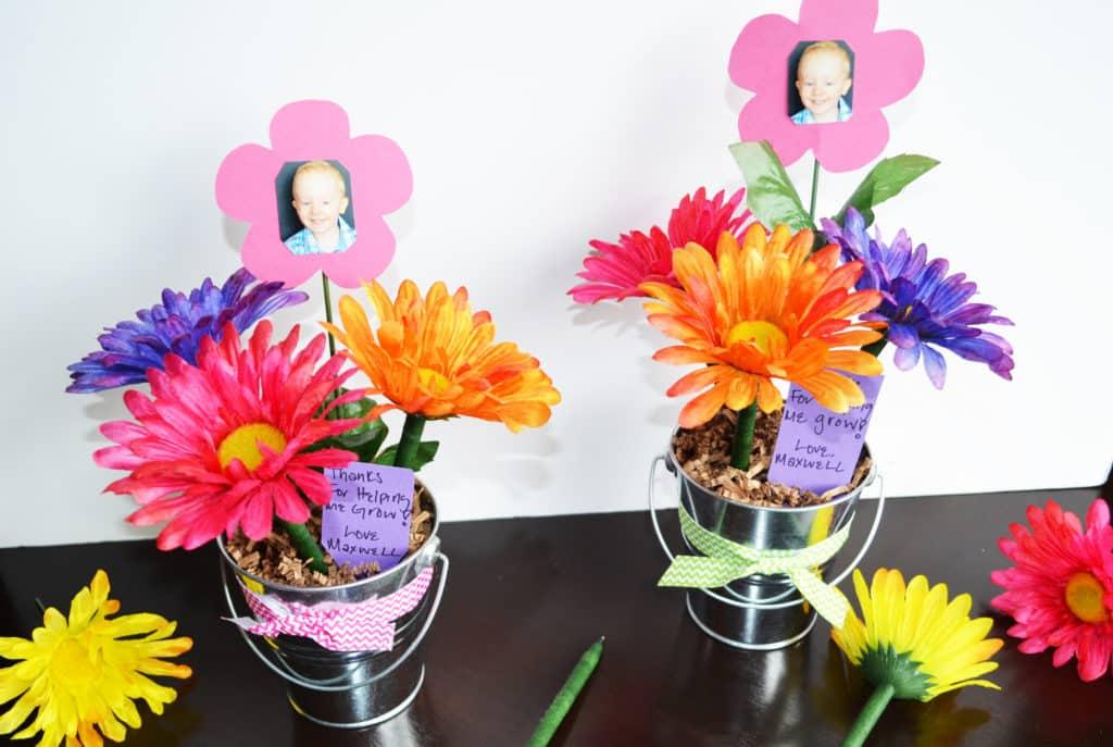 Flower Pen Teachers Gift