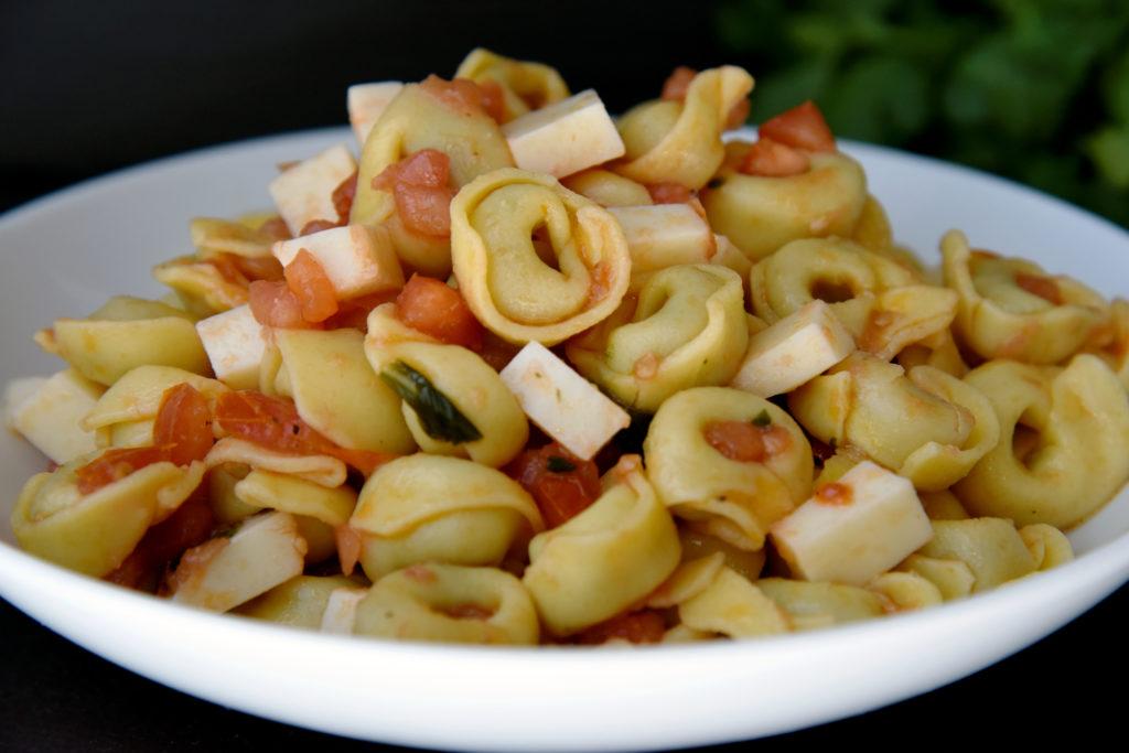 Trader Joe's Bruschetta Pasta Recipe