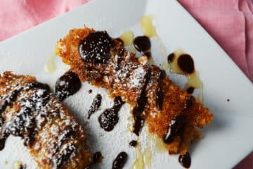 The Best Fried Bananas