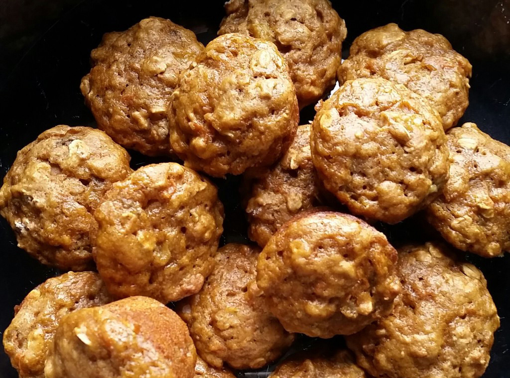 The Best Toddler Mini Muffins