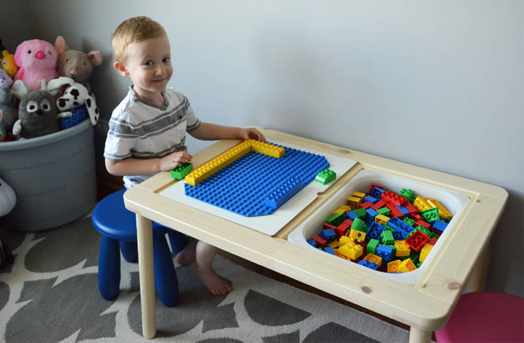 The Best LEGO Table