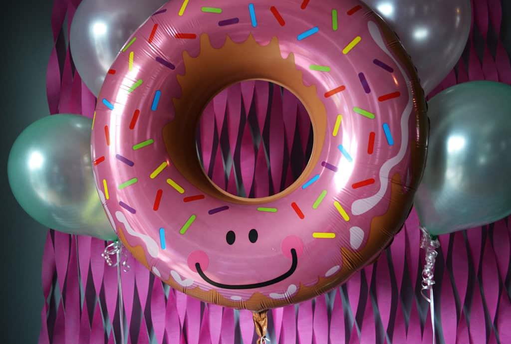 Donut Grow Up