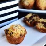The Best Banana Chocolate Chip Muffins