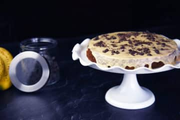THE BEST BANANA CAKE