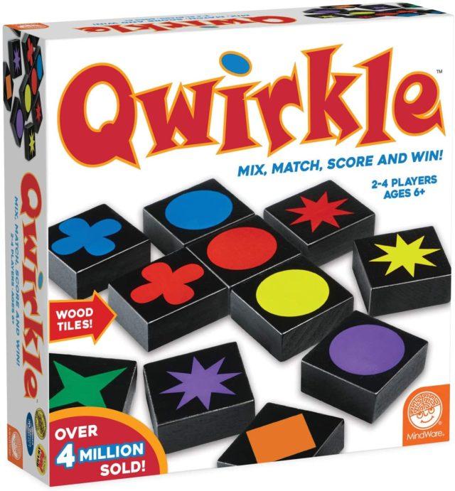 QWIRKLE-WHISKING MAMA