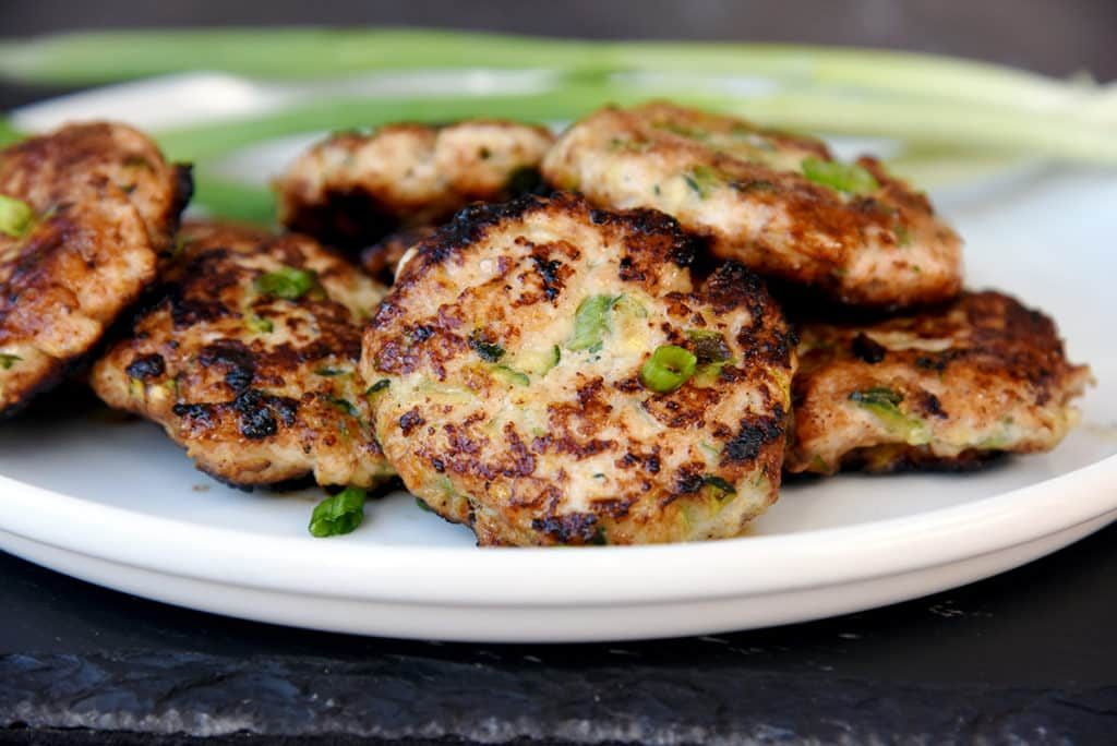 Chicken Zucchini Patties
