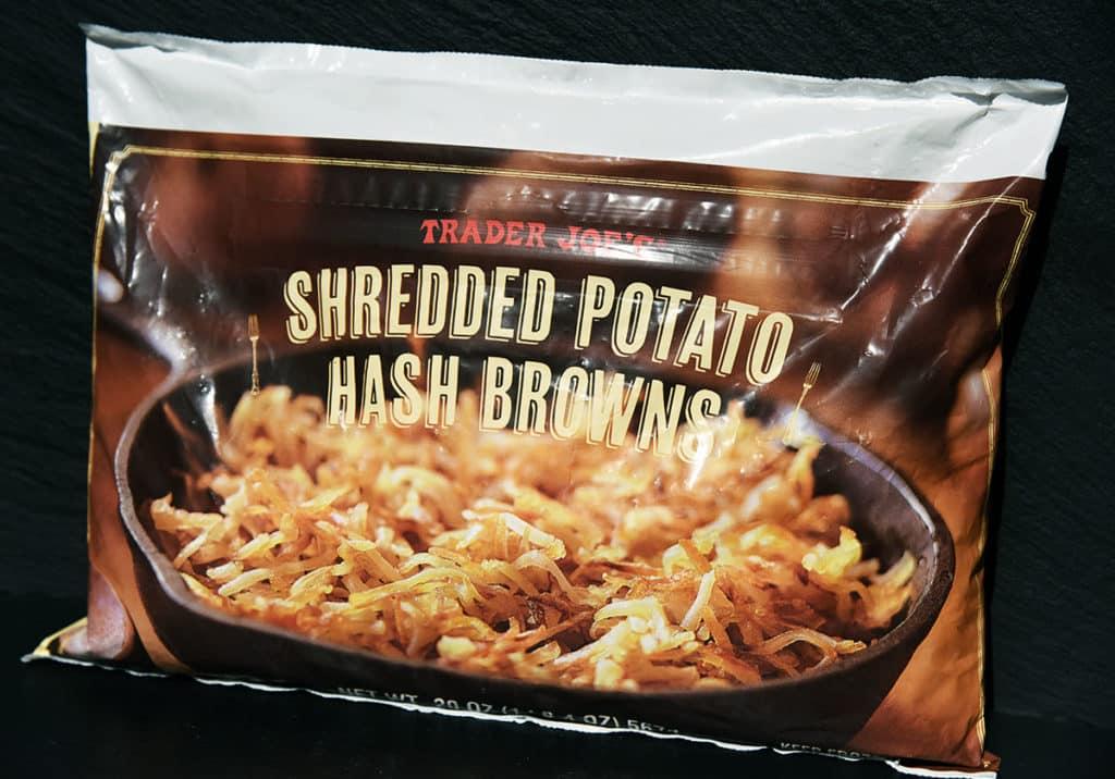 Trader Joe's Hash Browns