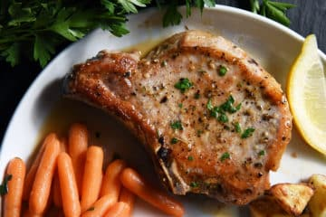 Bone in Pork Chops Recipe